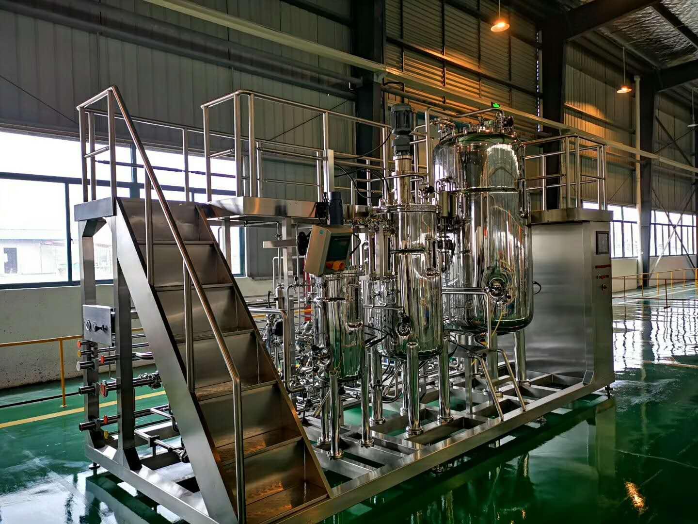安徽赛德齐瑞生物科技有限公司生产的生物发酵成套设备