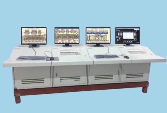 赛德丽智能化涂料设备电控台