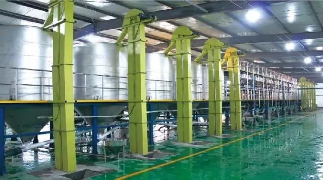 「赛德丽」研制的年产 12 万吨的设备