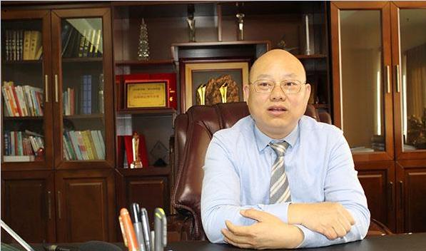 赛德丽董事长刘俊才先生