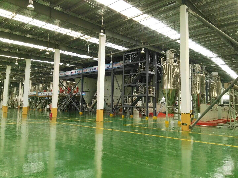 赛德丽设计制造的正极材料自动化产线